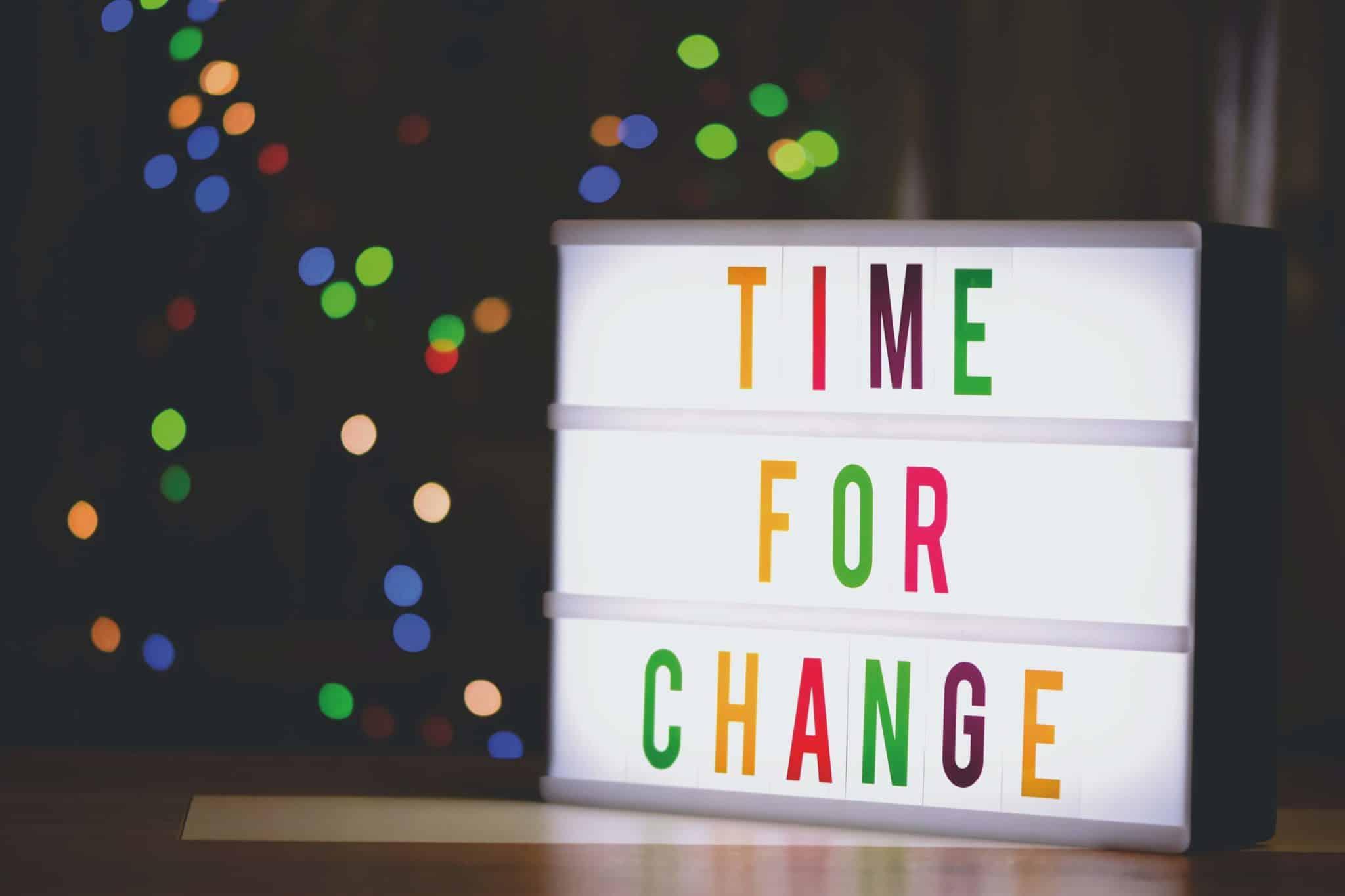 ¿Quieres hacer un cambio de sector profesional? para empezar: 4 recomendaciones